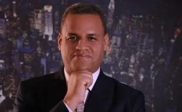 El cantante cristiano Samuel Regalado.
