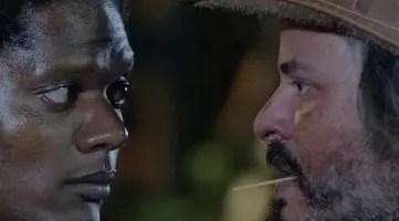 """Escena de la película  """" La isla rota"""".  Archivo"""