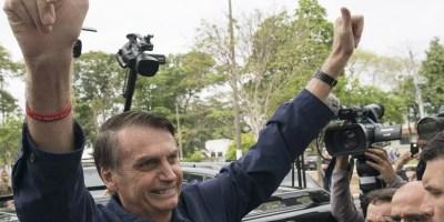 De no producirse una alianza sólida, el triunfador de las elecciones será Jair Bolsonaro .