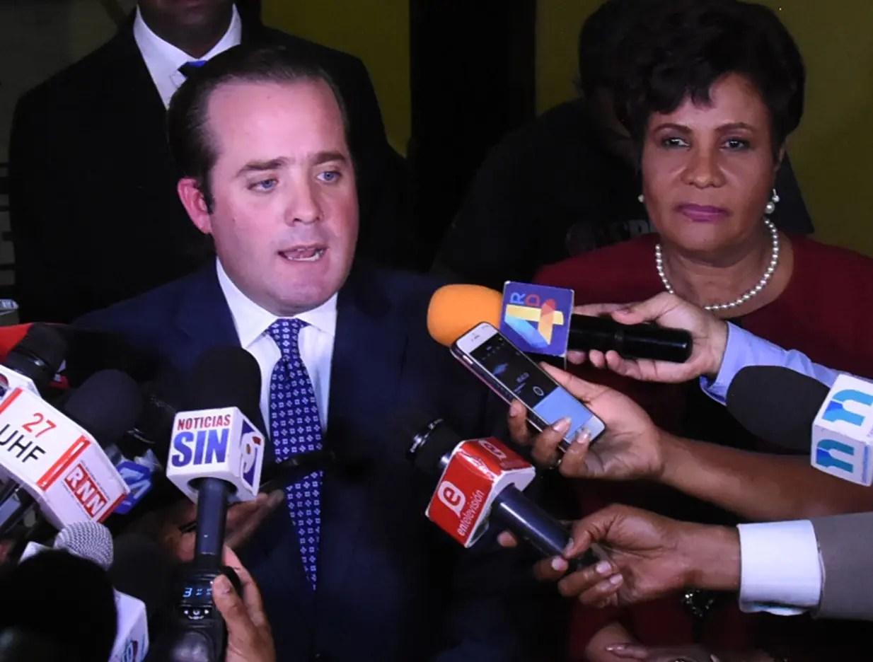 Paliza dice convocatoria es responsabilidad directa del sector que lidera Luis Abinader