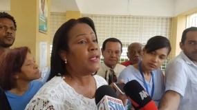 Xiomara Guante, candidata a la presidencia de la ADP