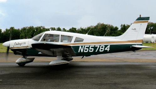 Uno de los tripulantes de aeronave que se accidentó en Barahona