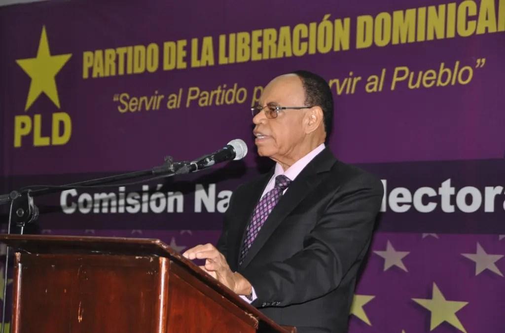 Comisión Nacional del PLD respalda JCE tras resultados de primarias