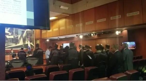 Audiencia caso Odebrecht continuará este jueves