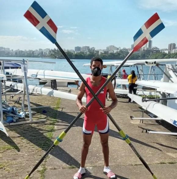 Ignacio Vásquez, de humilde pescador a brillante remero que irá a Tokio | El Día Portada %