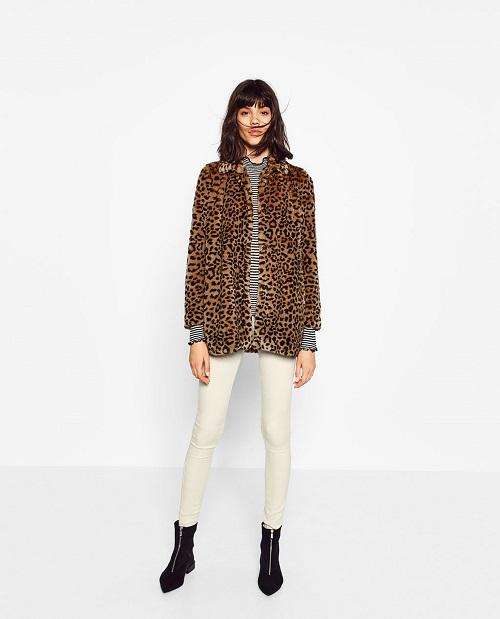 en venta b69b9 e5c2a TRF de Zara y sus más novedosos abrigos - El diablo viste de ...