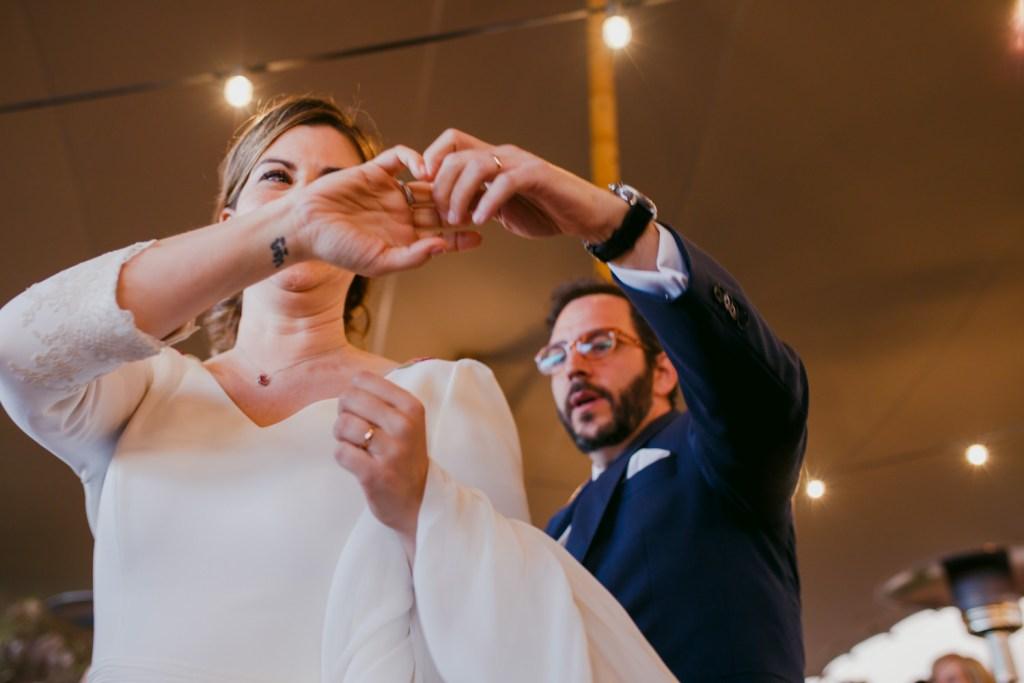 boda romántica can mora de dalt barcelona el dia de