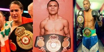boxeadores peruanos han sido campeones mundiales