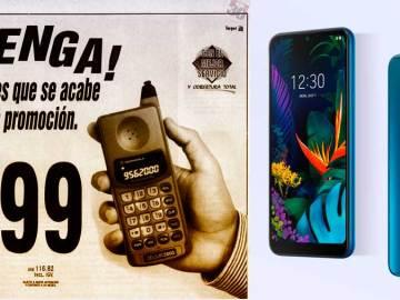 En qué año llegó el teléfono celular al Perú