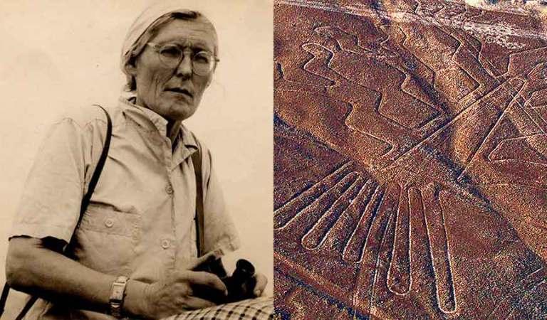 ¿Quién fue conocida como la Dama de las Pampas?