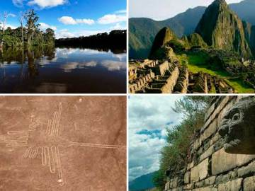 Patrimonios de la Humanidad que tiene Perú