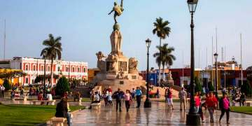 Qué ciudad del Perú es conocida como la ciudad de la Eterna Primavera