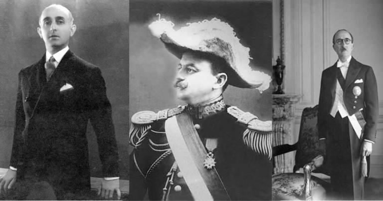 ¿Quiénes fueron los presidentes del Perú durante la Segunda Guerra Mundial?