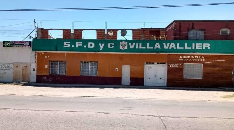 Sociedad de Fomento Villa Vallier