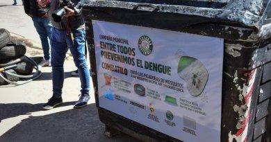 dengue prevención