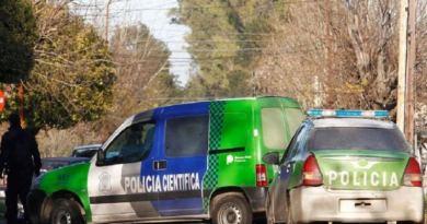 Policía científica bonaerense