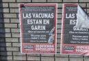El Frente de Izquierda lanzó una campaña para que se incauten las vacunas