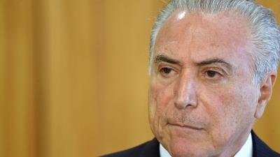 Violenta protesta y huelga en Brasil