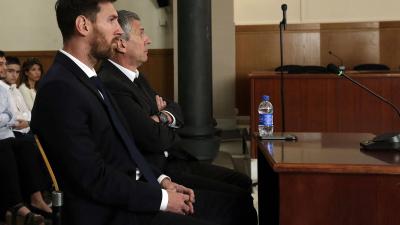 Condenaron a Messi a 21 años de prisión por fraude fiscal