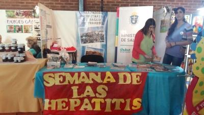 28 de Julio Día Mundial de las Hepatitis