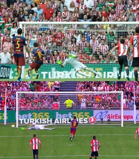 54 SECUENCIA PENALTY MESSI