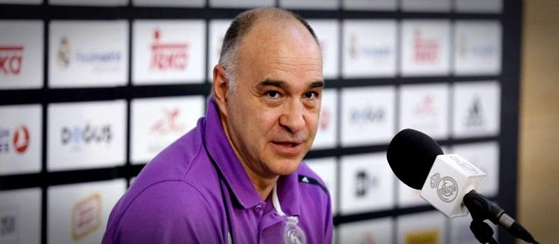 """Pablo Laso: """"Queremos hacer un buen partido ante un gran rival"""""""