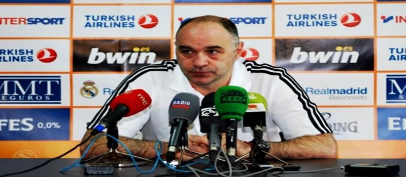"""Pablo Laso: """"Si queremos ganar el cuarto partido vamos a tener que jugar todavía mejor"""""""