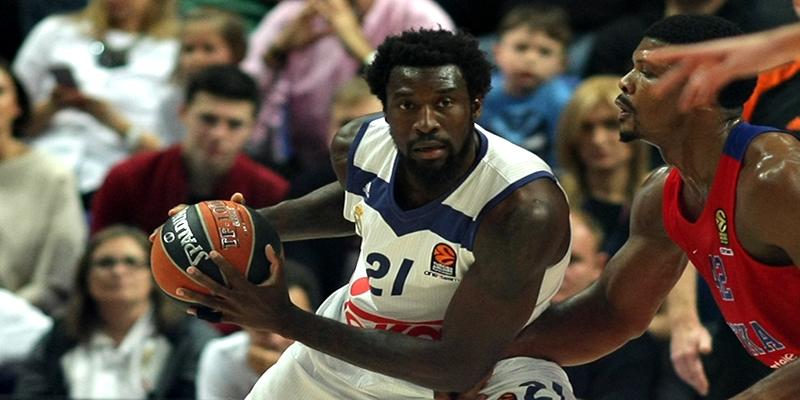 NOTICIAS | Othello Hunter, nuevo jugador del CSKA Moscú