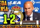 VÍDEO | Rueda de prensa de Zinedine Zidane tras el partido ante el Deportivo Alavés