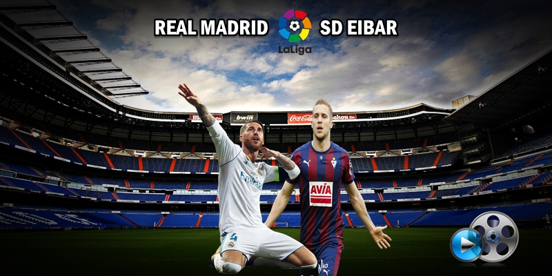 VÍDEO | Partido | Real Madrid vs SD Eibar | LaLiga | Jornada 9