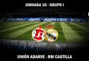 VÍDEO | Highlights | Unión Adarve vs RM Castilla | 2ª División B – Grupo I | Jornada 10