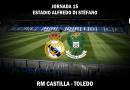 VÍDEO | Highlights | RM Castilla vs CD Toledo | 2ª División B – Grupo I | Jornada 15