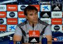 VÍDEO | Rueda de prensa de Julen Lopetegui tras el partido ante el RCD Espanyol