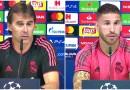 VÍDEO | Rueda de prensa de Julen Lopetegui y Sergio Ramos previa al partido ante la Roma