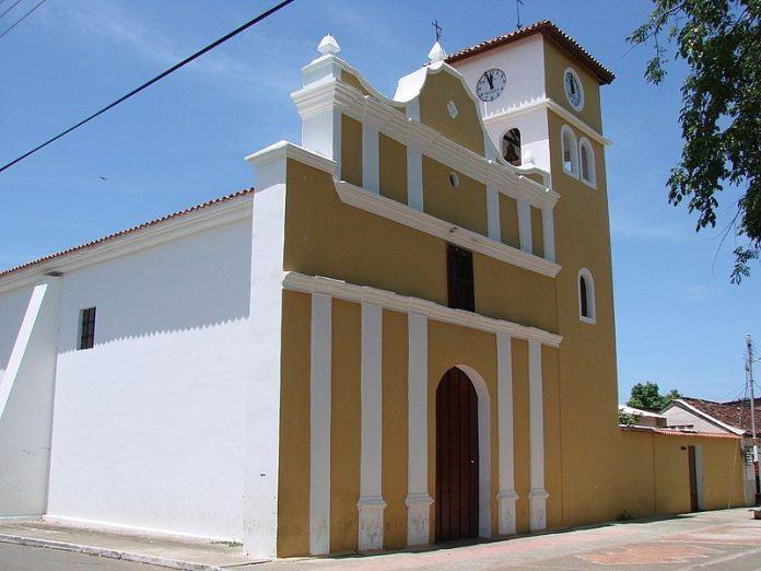 Iglesia de Camatagua