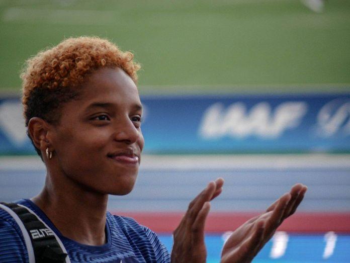 Record mundial en salto triple para Yolimar Rojas