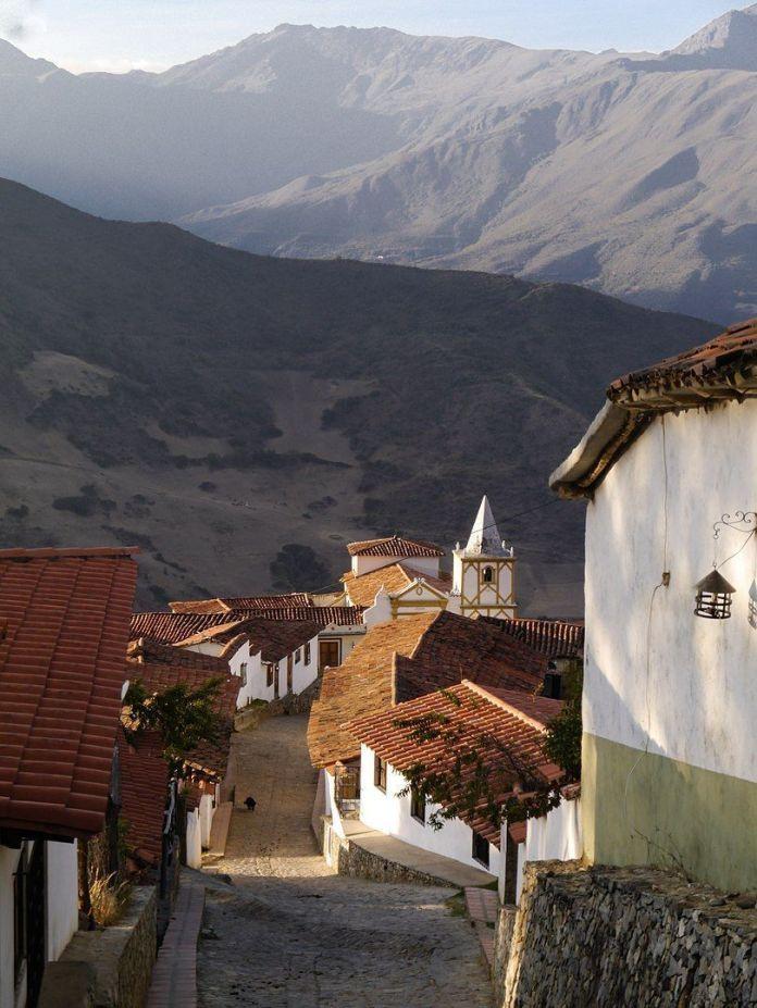 Calle de Los Nevados