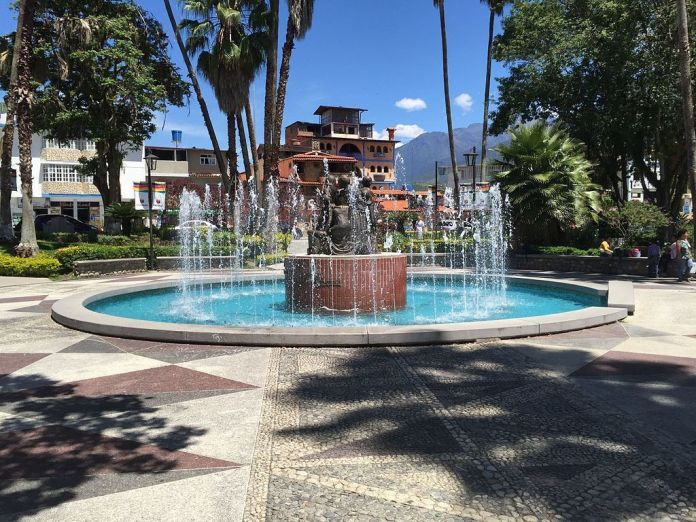 Plaza Las Heroínas