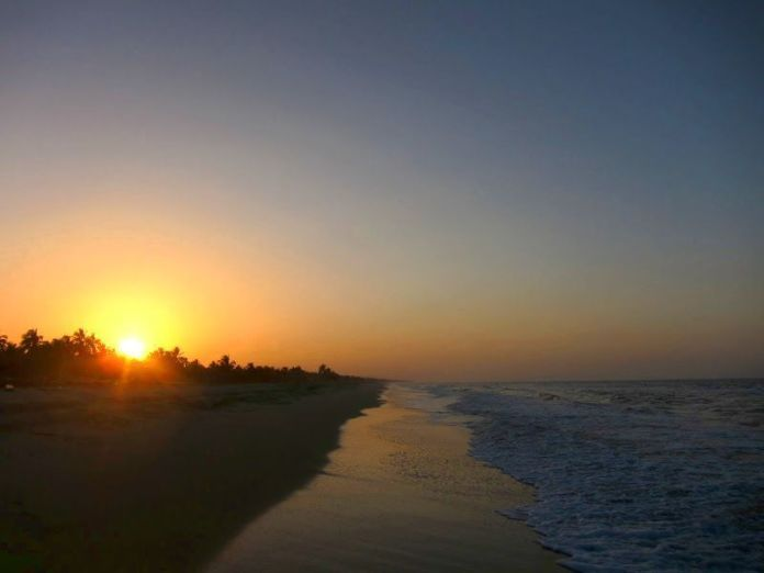 Playa Istmo Caribe