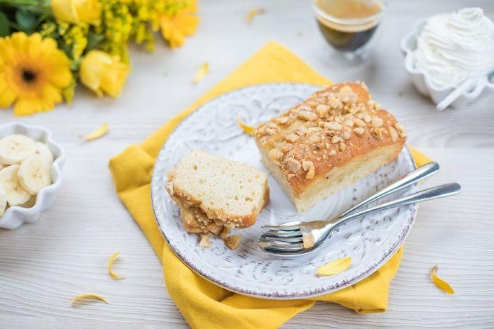 Torta de cambur maduro