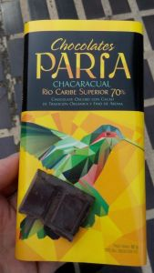Chocolate Paria