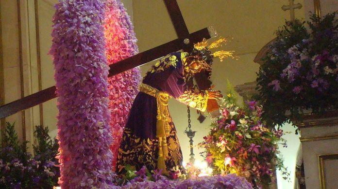 Nazareno de San Pablo.