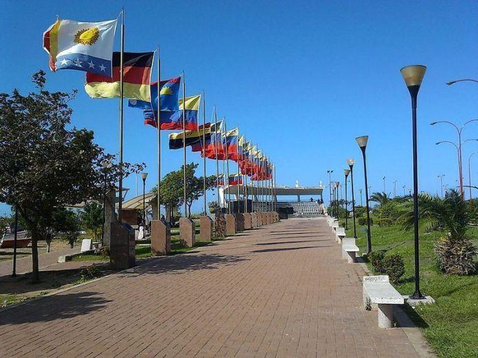 Monumento a la Bandera en La Vela de Coro