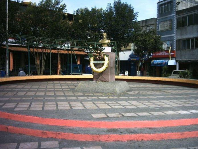 Plaza Bolívar de El Junquito