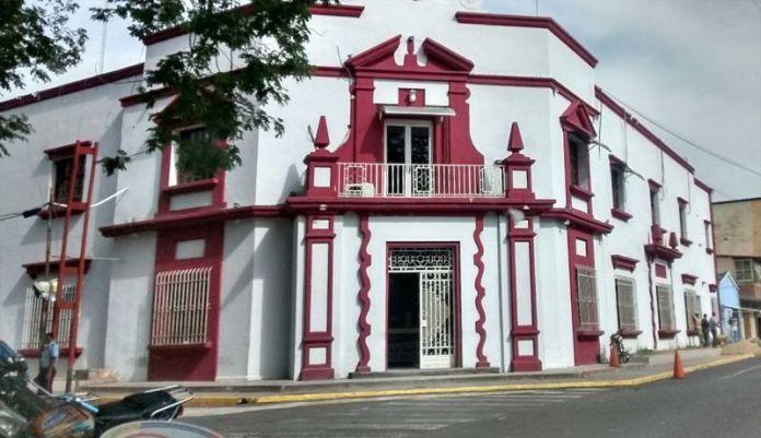 Edificación en el Casco Central de San Carlos