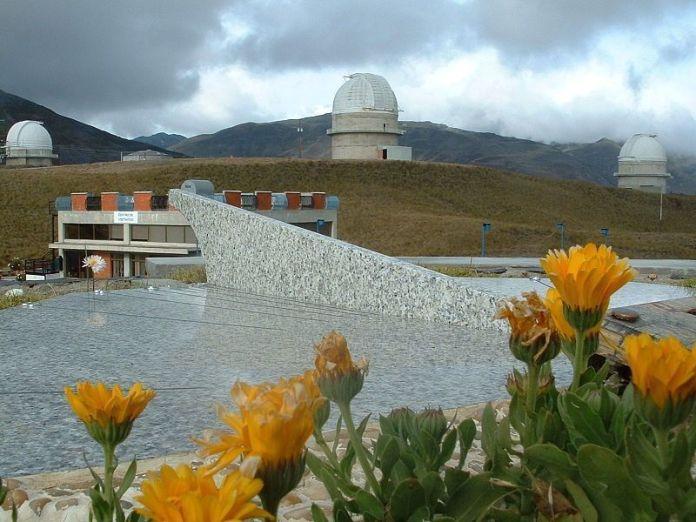 Observatorio de Llano del Hato