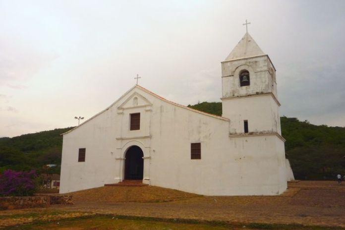 Iglesia de Píritu
