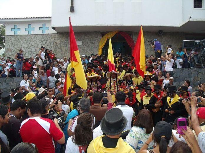 Parranda de San Pedro de Guatire