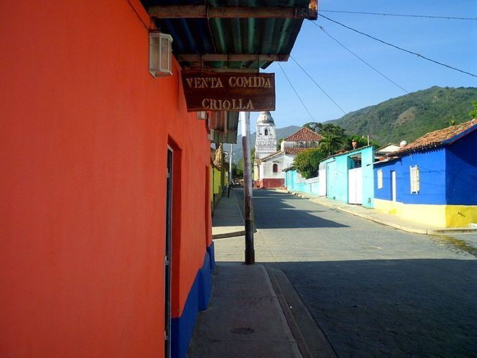 Calle Principal de Barbacoas