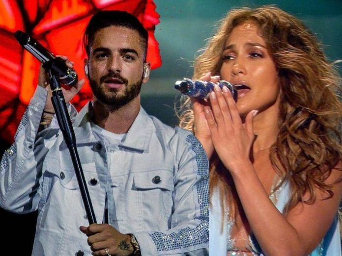 Maluma y Jennifer López